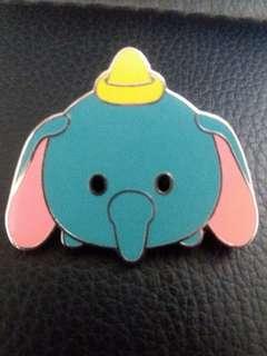 Disney Tsum Tsum Dumbo Pin 迪士尼徽章