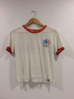 Vintage Olympic T-shirt