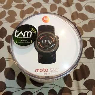 Moto 360 Sport Watch
