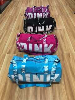 High quality PINK travelling bag!!