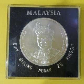 MALAYSIA SILVER COIN