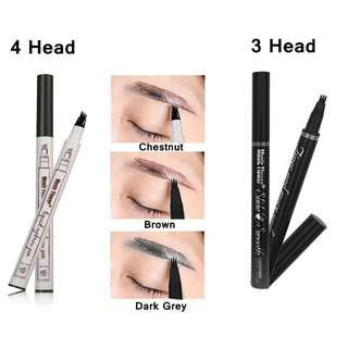 💄❤️ Music Flower Embroidery Eyebrow Pencil