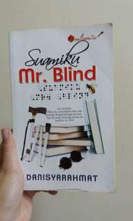 Love you mr blind
