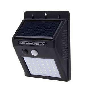 30 LED solar wall Light