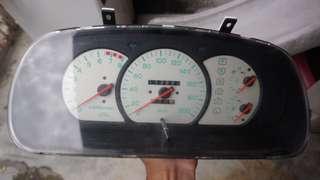 Meter wira satria 1.5 auto