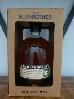 Glenrothes 1995 whisky 威士忌 700ml 43%