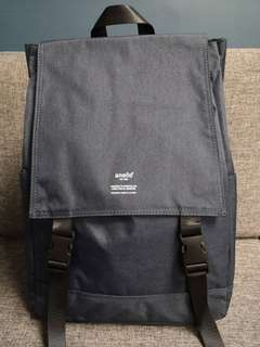 Authentic Anello Backpack Unisex
