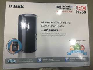 D-Link AC1750 Router ( Dual Band )