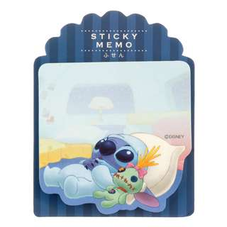 Japan Disneystore Disney Store Stitch die cut Sticky Memo