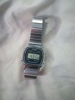 Casio watch Authentic