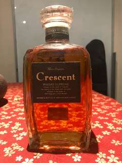 Kirin 富士蒸溜所 Crescent whisky 舊裝 日本威士忌