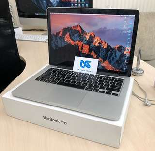 Macbook Pro ME865 8/256gb i5 2,4Ghz 13-inch Thn 2013,Mulus Fullset