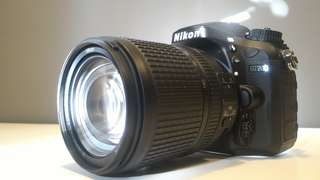 Dijual Nikon D7200 Alta