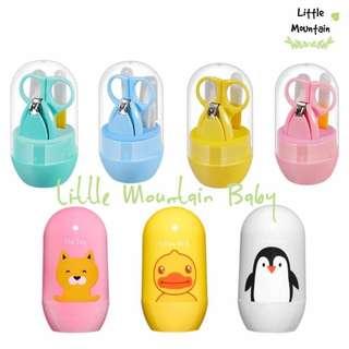 Baby nail set (4 in 1 set)