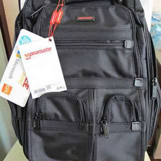 PROMATE VOYAGE COMPACT BUSINESS CLASS BACKPACK AUTHENTIC BRAND NEW