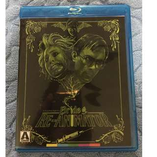 """Bride of Re-Animator (1989)"" Blu-ray Disc, U.S Sci-Fi Horror Film"