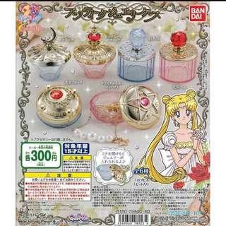 萬代BANDAI 美少女戰士 珠寶盒