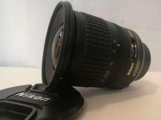 Nikon AFS 10-24mm F3.5-5.6 G DX
