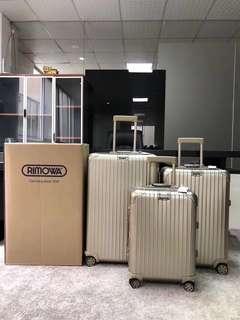 RIMOWA Luggage Bags