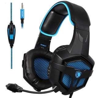 233.SADES SA807 Gaming Headset