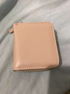 Nude pink Wallet