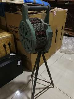 Antique Air Raid Siren