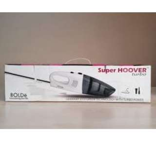 Vacuum Cleaner TURBO Super Hoover Bolde bagus murah