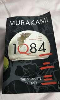 Murakami 1Q84 Complete Trilogy