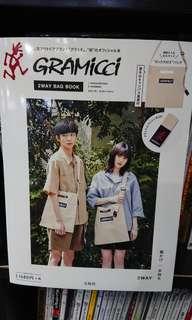 Gramicci 2 way Bag Book