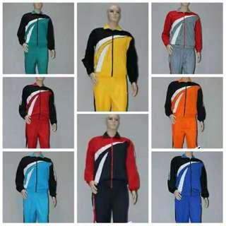 Pakaian Setelah Olahraga Jaket