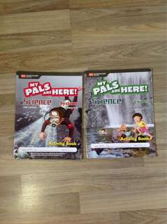 BN My pals are here Science activity books systems/cycles