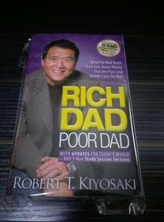 BN rich dad poor dad by robert t. Kiyosaki