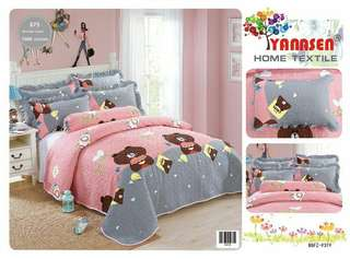 Cadar Patchwork Yanasen 6 in 1