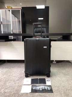 Rimowa Topas Luggage Bags