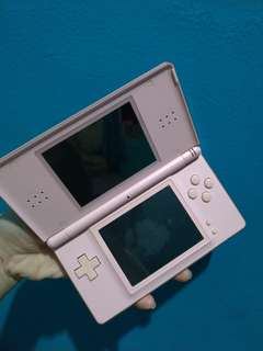 Nintendo Ds Lite PINK Second Bekas