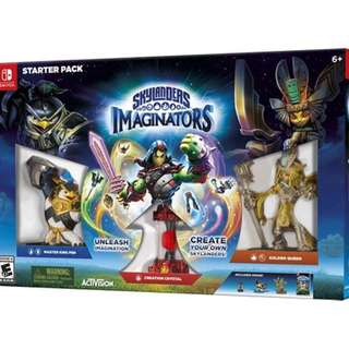 Skylanders Nintendo Switch