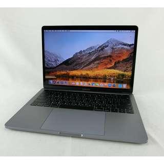 MacBook Pro 13.3吋 Touch Bar 客制機 i7-3.5ghz、8G、256G 保固到2021-5
