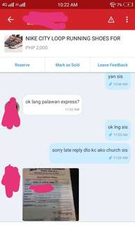 PROOF OF TRANSACTION❤