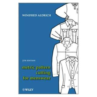 Metric Pattern Cutting for Menswear 5th Edition, Kindle Edition by Winifred Aldrich  (Author)