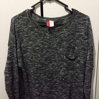 H&M Knit Long Sleeves