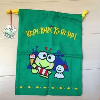 Kerokerokeroppi 1992 年出產 布索袋