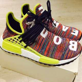 Adidas nmd trail x pharrell williams hu race multicolor (Sale)