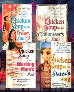 Chicken Soup for the Soul (5 varying titles available)