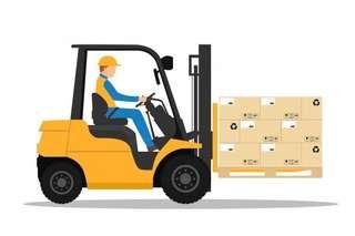 Warehouse Assistant cum Forklift Driver