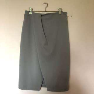 MDS Dylan Grey Skirt