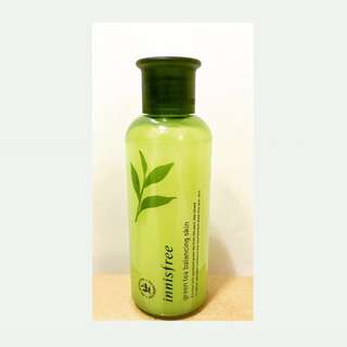 [Nego] Innisfree Green Tea Balancing Skin