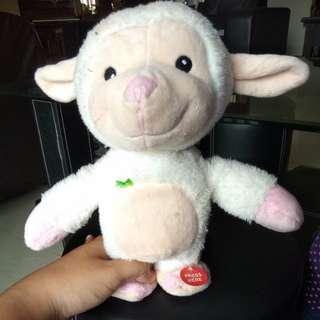 Singing doll (sheep) song
