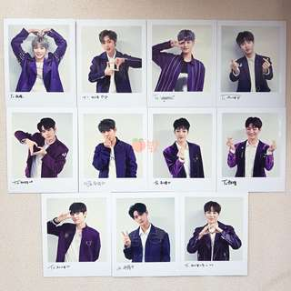 [Ready Stock] Wanna One FanCon Bluray (Polaroid)