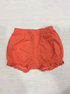 Baby Girl Shorts (6 mth)