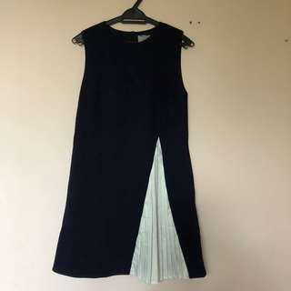 Sher by Twenty3 Matilda Navy Blue Dress